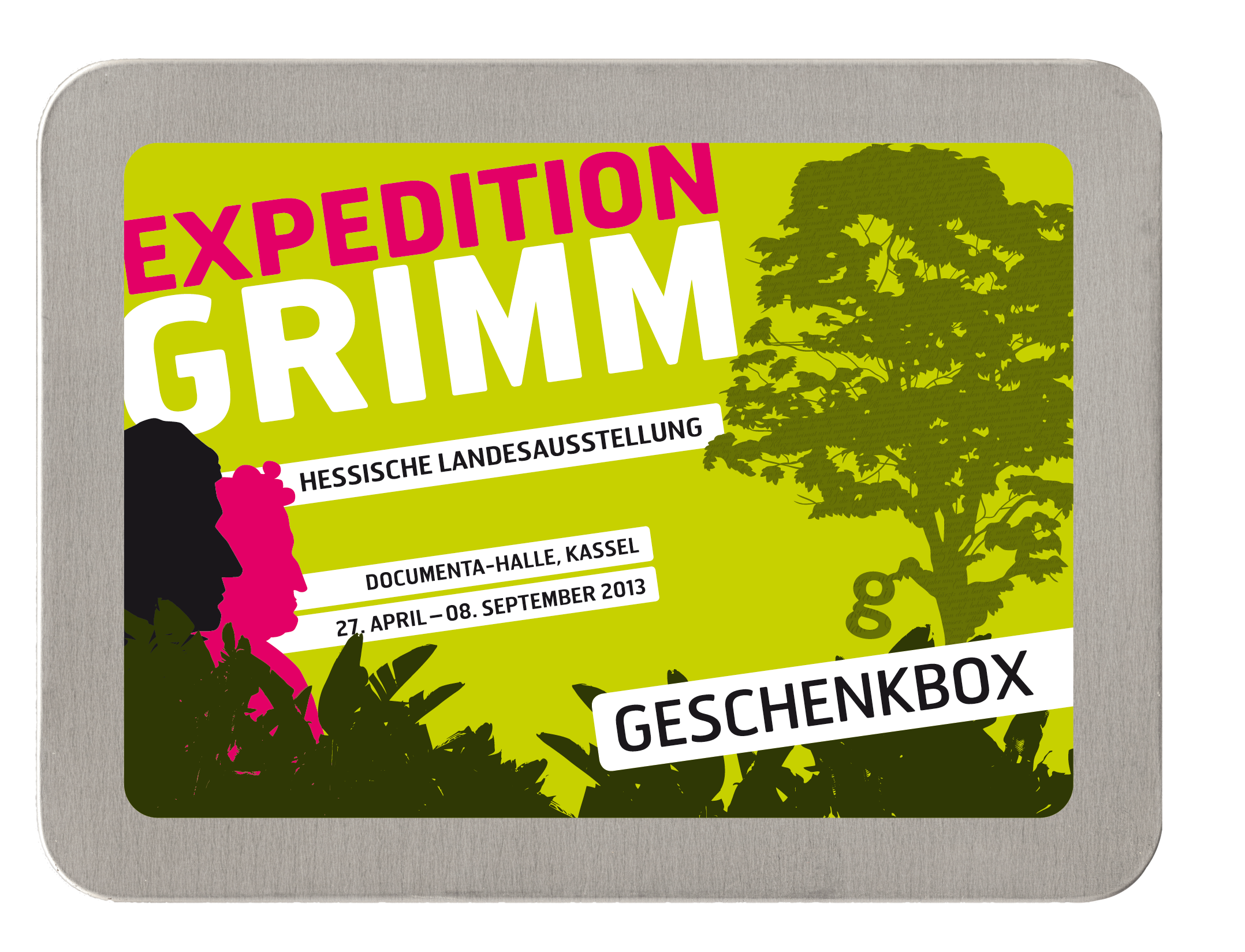 Die GRIMM GESCHENKBOX